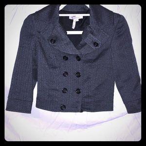 BCBGeneration military inspired blazer